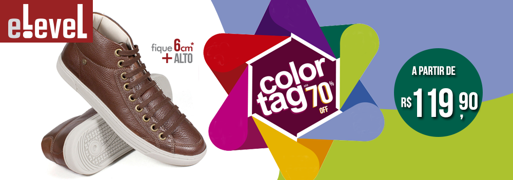 Color Tag Masculinos