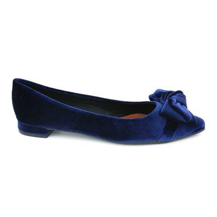 Sapatilha-Feminina-Preta-Veludo-Azul-9019--1-
