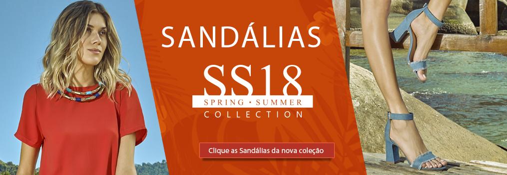 Sandália Milano