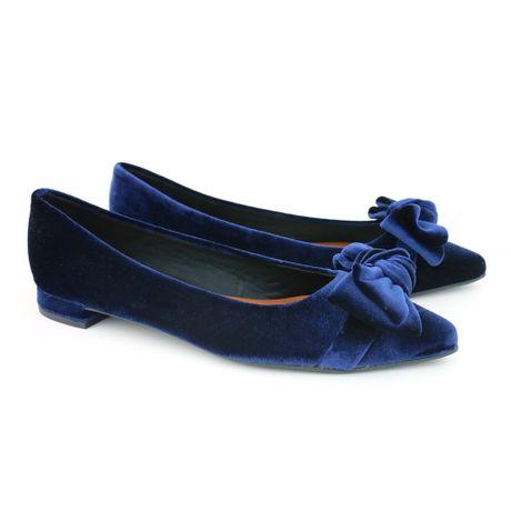 Sapatilha-Feminina-Preta-Veludo-Azul-9019--3-