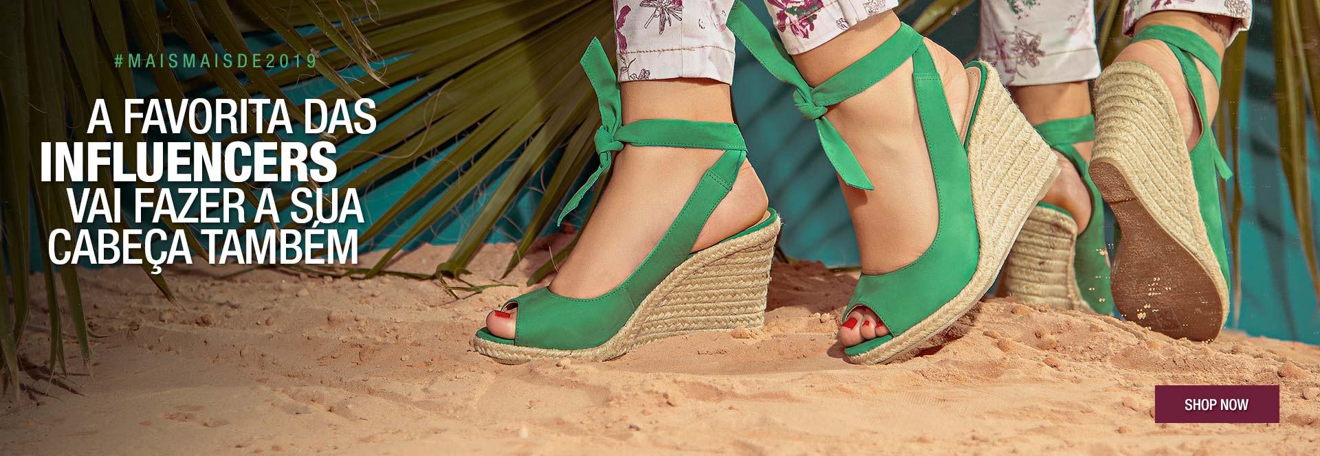 Sandália Amarração