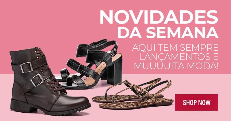 8a8441fe7 Sapatos Femininos e Masculinos Online