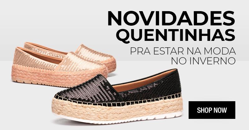 56182cf44a Sapatos Femininos e Masculinos Online