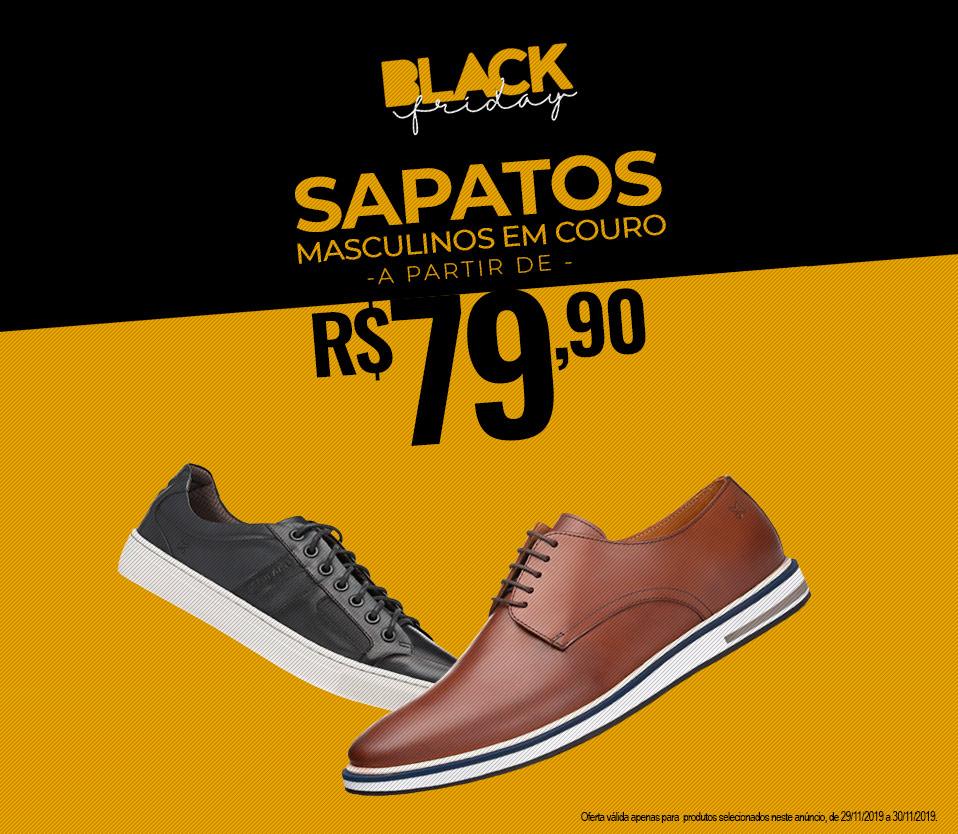 7e611c75c9 Sapatos Femininos e Masculinos Online