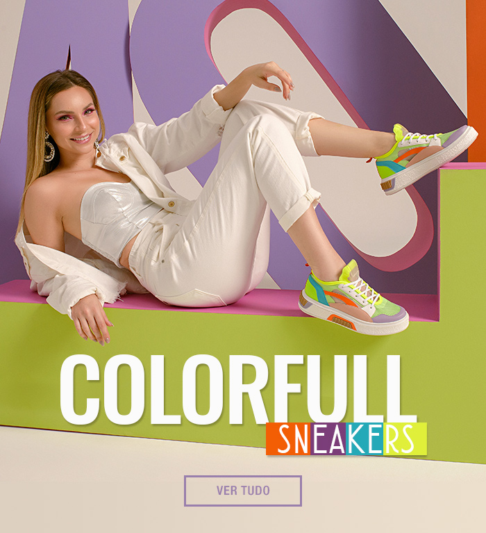 Mobile - Colorfull Sneakers