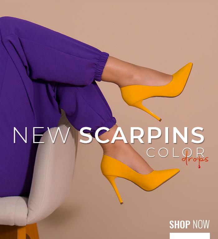 Mobile - Scarpins